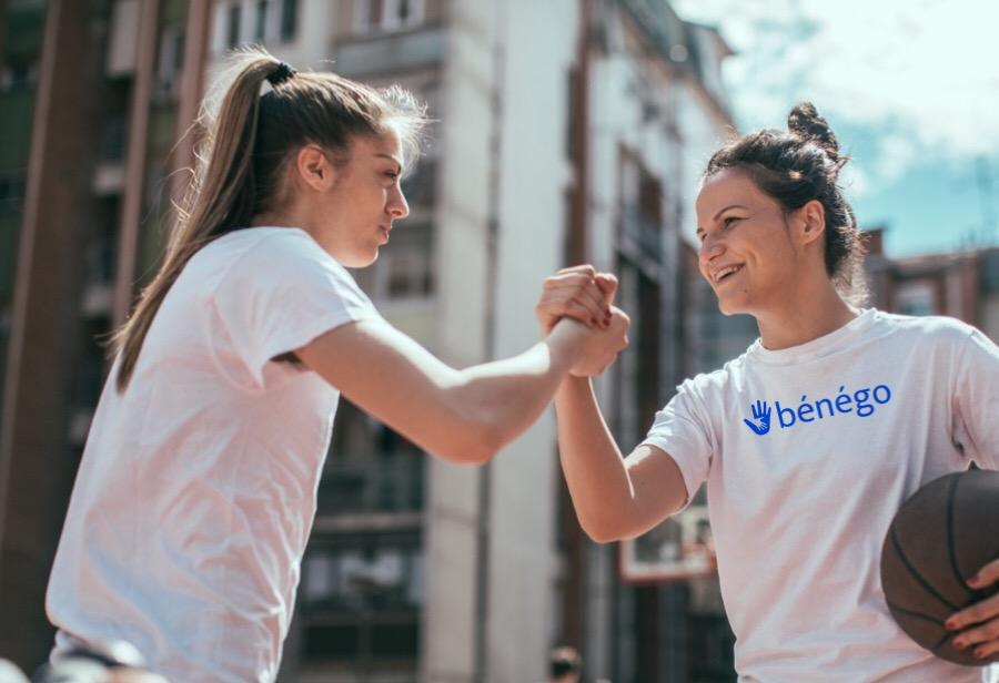 bénévoles du sport benego