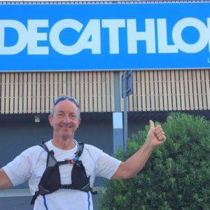 Partenariat Evadict Decathlon My weekend for you Benoit Fahy
