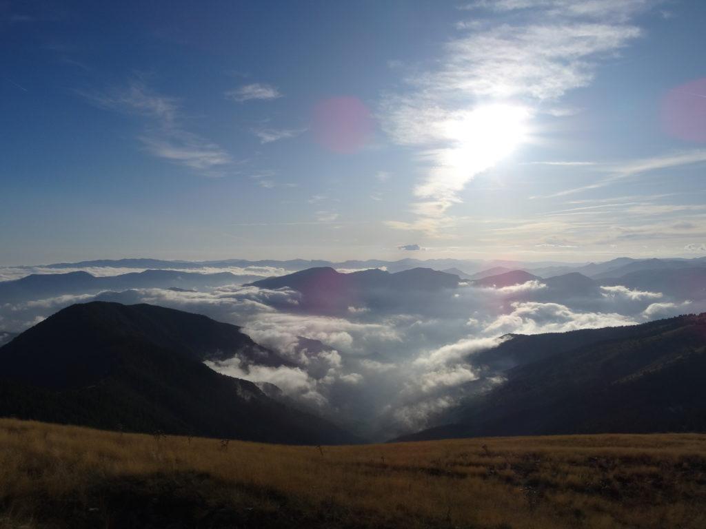 Weekend Week-end randonnée dans le Mercantour