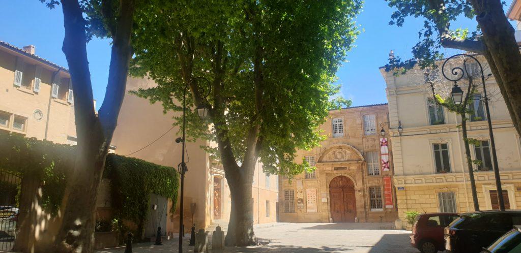 Weekend Week-end à Aix-en-Provence