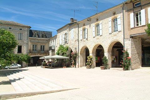 Weekend Weekend détente dans le Lot et Garonne