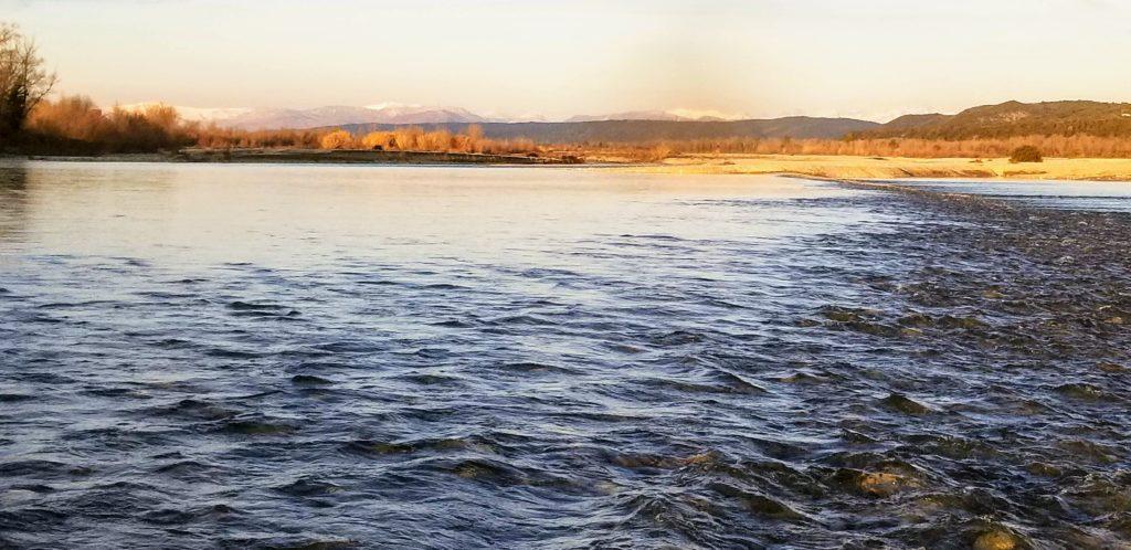 Weekend Kayak et marche dans la Durance et les lacs du Verdon