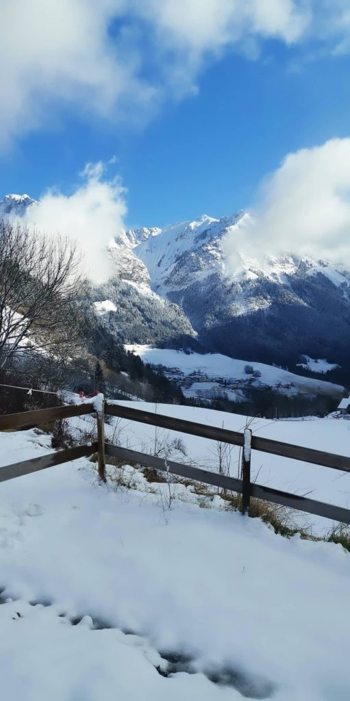 Weekend Moi c'est Alexandre et je suis prêt à vous accueillir sur la terre de Savoie et ses alentours