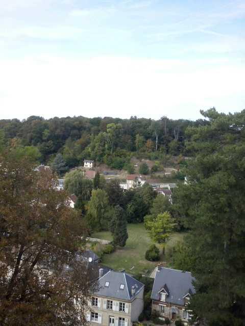 Weekend Cheval et château médiéval au cœur de la forêt de Compiègne