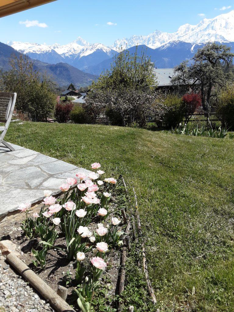 Weekend Randonnée détente au pays du Mont Blanc