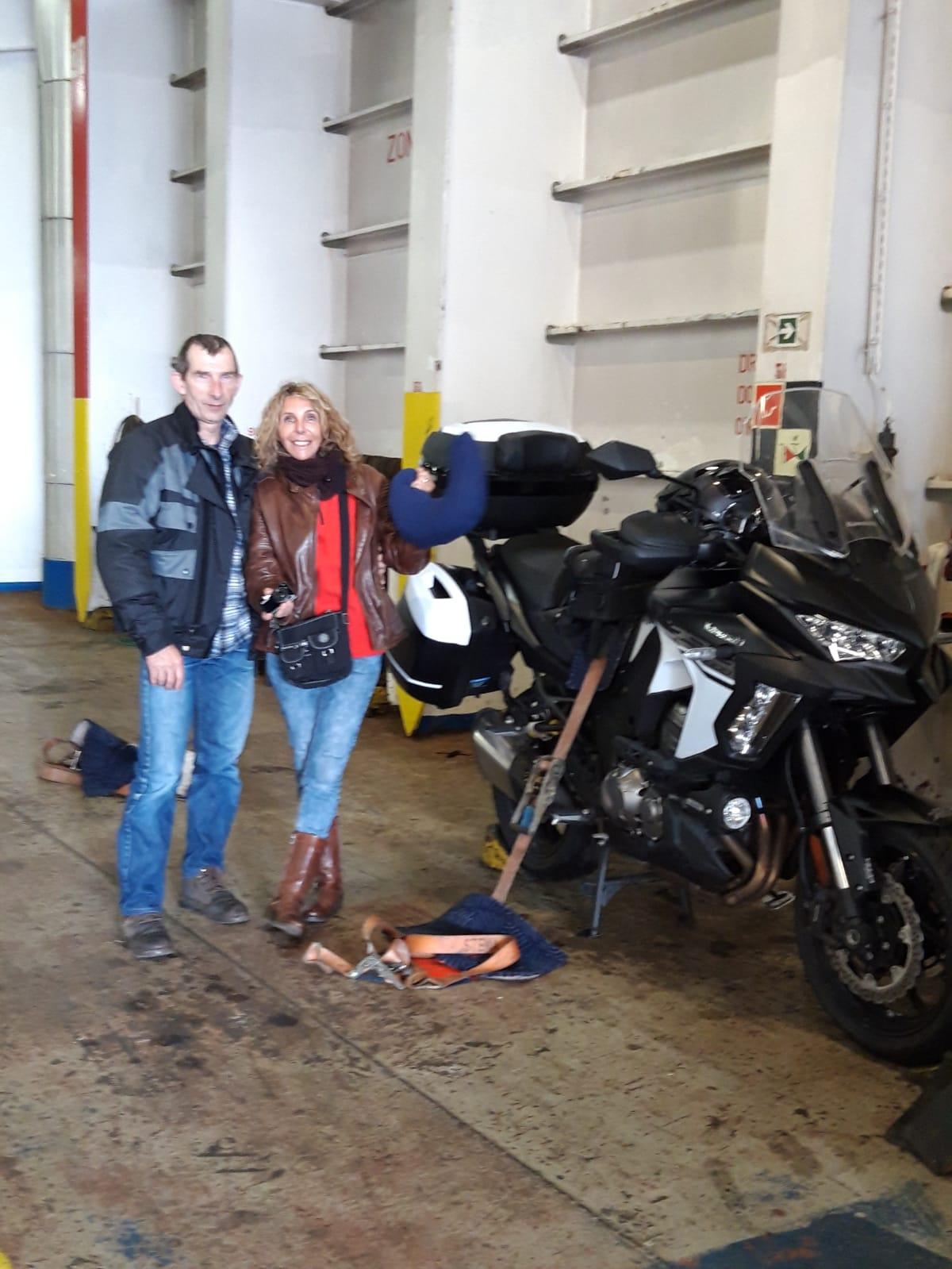 Weekend de Thierry - Cathy et Thierry vous proposent un week-end motard dans la Sarthe