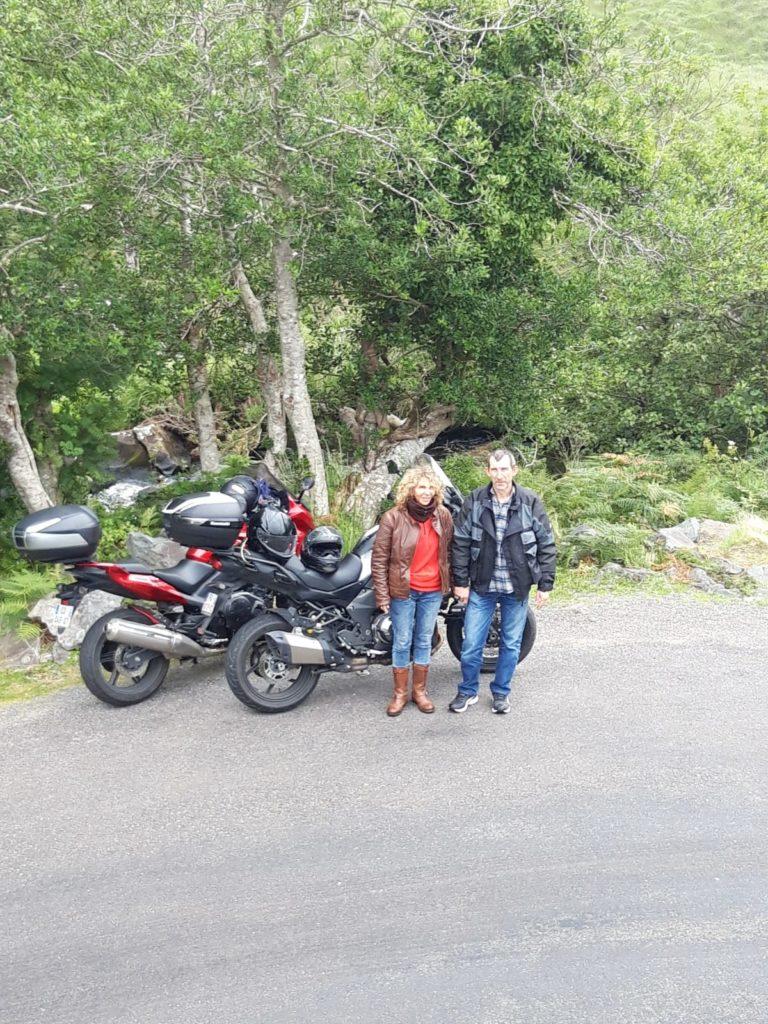 Weekend Cathy et Thierry vous proposent un week-end motard dans la Sarthe