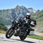 Weekend de Michel - Lydie et Michel vous invitent à découvrir à moto leur magnifique région.